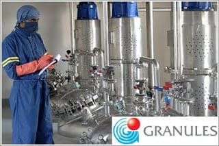 Granules India Limited - Scheduled Interviews