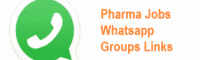 pharma WhatsApp group link | pharma jobs WhatsApp group link | pharma jobs WhatsApp group