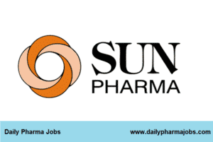 Sun Pharmaceutical Industries Ltd – Urgently Opening for Production Officer | Apply Now