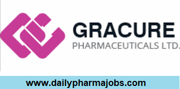 Gracure Pharmaceuticals Limited - Vacancy for PRODUCTION MANAGER