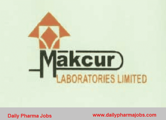 Makcur Laboratories Limited - Urgent Requirement for Quality Assurance || Apply Now