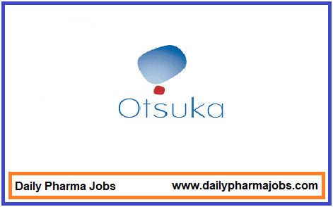 Opening For Officer- QC @ Otsuka Pharma, Ahmedabad (Japanese MNC)